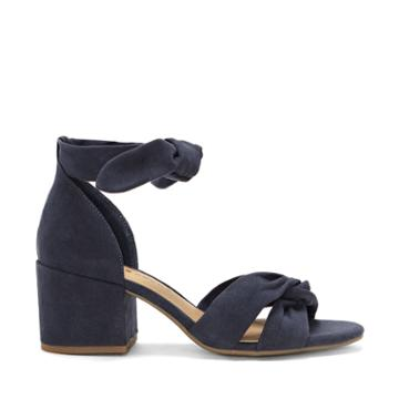 Lucky Brand Lucky Brand Xaylah Knotted Sandal - Moroccan Blue