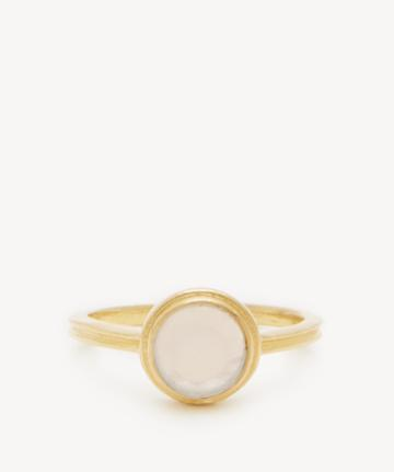Sole Society Women's Feel Good Ring Moonstone One Size From Sole Society