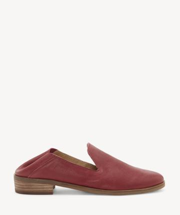 Lucky Brand Lucky Brand Women's Cahill Convertible Back Loafers Biking Red Size 5 Leather From Sole Society