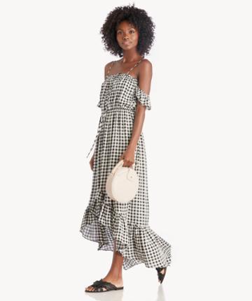 Lost + Wander Lost + Wander Day Trip Ruffle Dress
