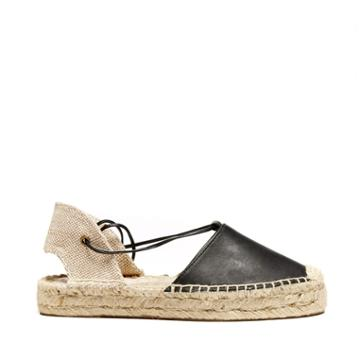 Soludos Soludos Platform Gladiator Sandal Platform Gladiator Sandal - Black