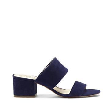 Vince Camuto Vince Camuto Franine Two-strap Mule - Blue Note-6