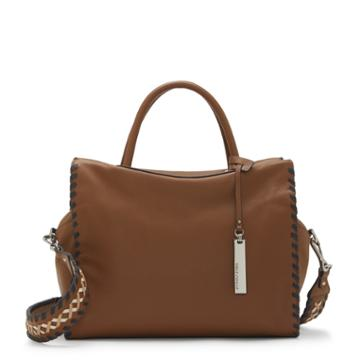 Vince Camuto Vince Camuto Axton Satchel - Whiskey-one Size