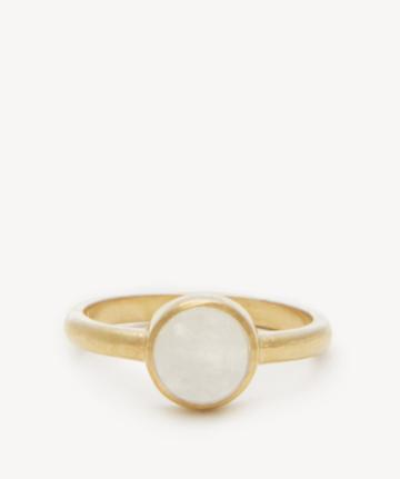 Sole Society Women's Buttercup Ring Opalite One Size From Sole Society