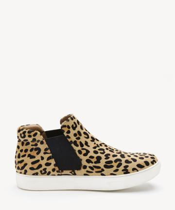 Matisse Matisse Women's Harlan Sneakers Leopard Size 6 Haircalf From Sole Society