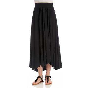 Stylesaint Stylesaint Beechwood Stretch Maxi Skirt - Black