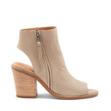 Lucky Brand Lucky Brand Terrie Backless Sandal - Warm Stone-6