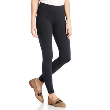 Willow & Clay Willow & Clay Classic Legging - Black-xs