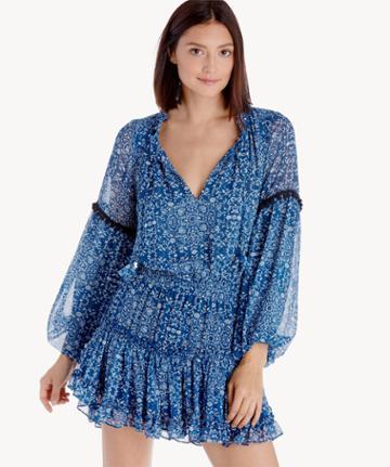 Misa Misa Lizeth Dress