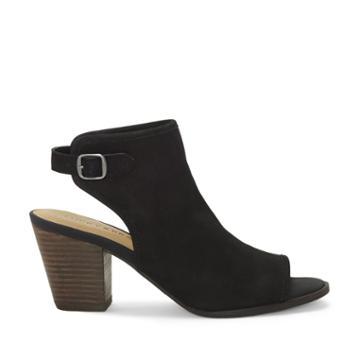 Lucky Brand Lucky Brand Hannkie Backless Sandal - Black-6