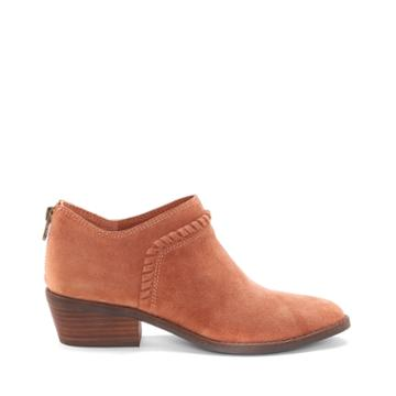Lucky Brand Lucky Brand Fawwn Braided Bootie - Toffee
