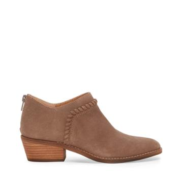 Lucky Brand Lucky Brand Fawwn Braided Bootie - Brindle