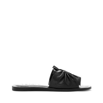 1. State 1. State Chevonn Flat Slide Sandal - Black
