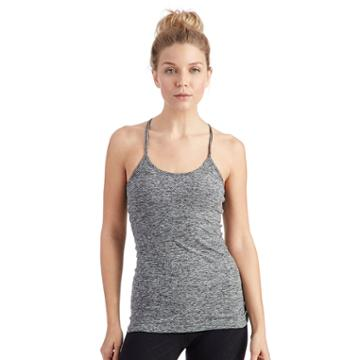 Beyond Yoga Beyond Yoga Spacedye Slim Racerback Cami - Black-white