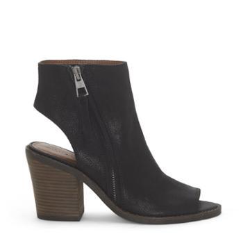 Lucky Brand Lucky Brand Terrie Backless Sandal - Black-6
