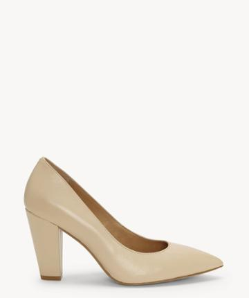 Cc Corso Como Cc Corso Como Women's Pensie Midheel Pumps Nude Size 5 Leather From Sole Society