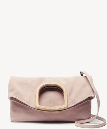 Lucky Brand Lucky Brand Women's Riso Clutch Misty Rose From Sole Society