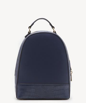 Sole Society Women's Jamya Backpack Vegan Midnight One Size Vegan Leather From Sole Society