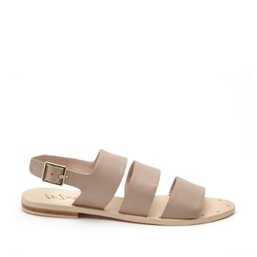 Matisse Matisse Owen 3 Band Sandal - Natural