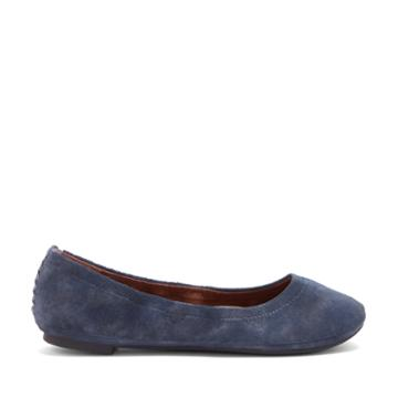 Lucky Brand Lucky Brand Emmie Foldable Flat - Anthracite
