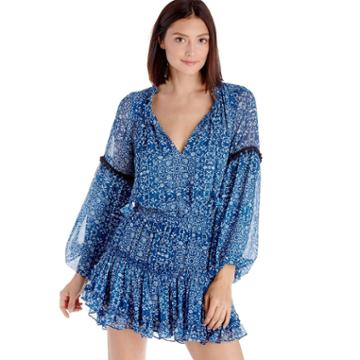 Misa Misa Lizeth Dress - Fl8