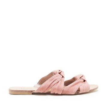 Raye Raye Naomi Slide Sandal - Peach-5.5