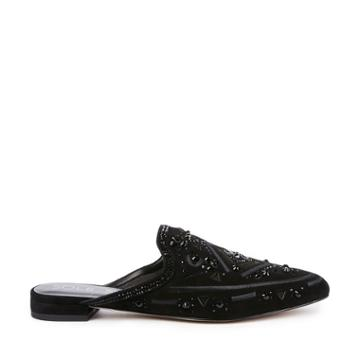 Sole Society Sole Society Peace Jeweled Mule - Black-5