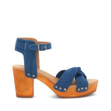 Lucky Brand Lucky Brand Whitneigh Platform Sandal - Indigo