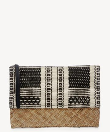 Sole Society Sole Society Jaam Clutch Fabric Clutch