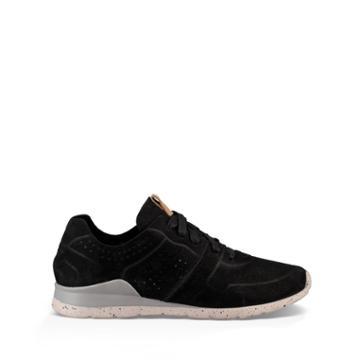 Ugg Ugg ® Tye Leather Sneaker - Black