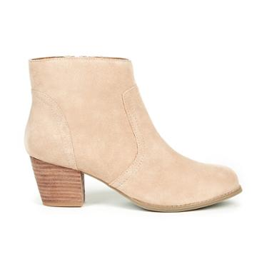 Sole Society Sole Society Romy Western Bootie - Caramel