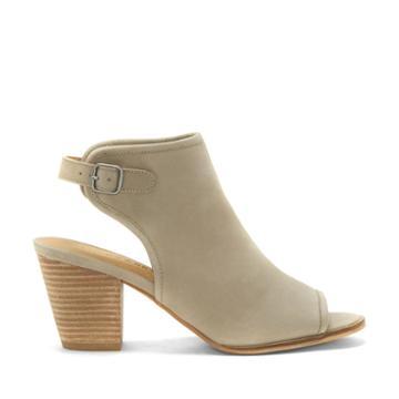 Lucky Brand Lucky Brand Hannkie Backless Sandal - Warm Stone-6