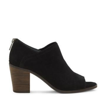 Lucky Brand Lucky Brand Kalli Peep Toe Sandal - Black-6