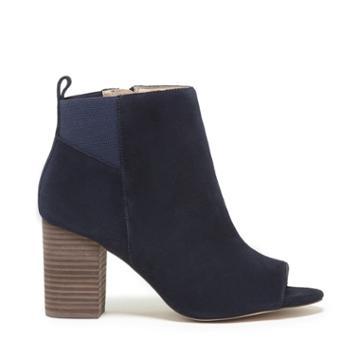 Sole Society Sole Society Vista Peep Toe Shoetie - Ombre Blue