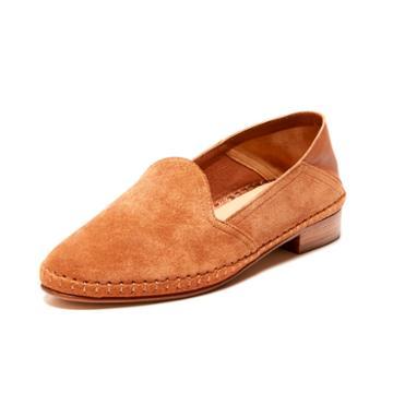Soludos Venetian Loafer In Tan