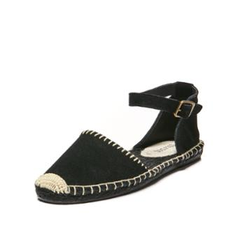 Soludos D'orsay Espadrille Flat In Black