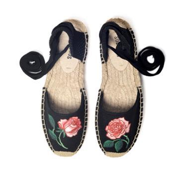 Soludos X Vogue Sandal