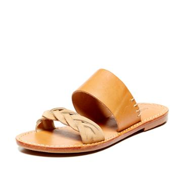 Soludos Briaded Slide Sandal