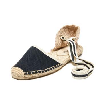 Soludos Classic Sandal In Black
