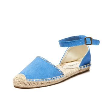 Soludos D'orsay Espadrille Flat In Marlin Blue
