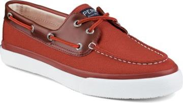 Sperry Bahama Ballistic Sneaker Red, Size 7m Men's
