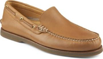 Sperry Gold Cup Authentic Original Venetian Saharaleather, Size 7m Men's