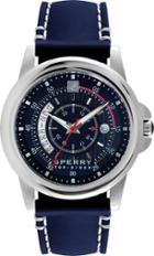 Sperry Skipper Watch Navy, Size One Size Men's