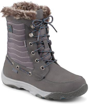 Sperry Winter Harbor Boot Darkgray, Size 6.5m Women's