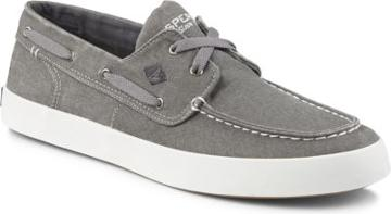 Sperry Wahoo 2-eye Sneaker Grey, Size 7.5m