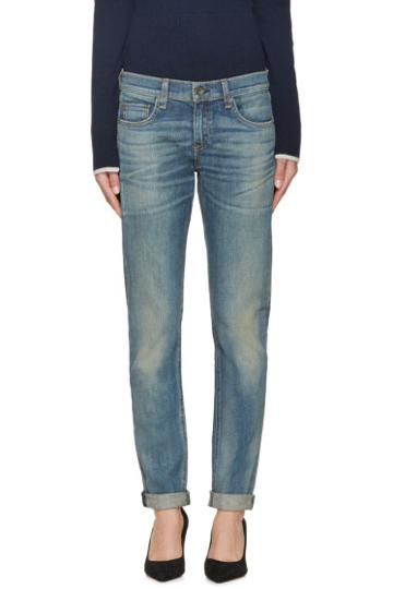 Rag And Bone Blue Dre Boyfriend Jeans