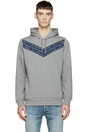Diesel Grey S-indivy Pullover