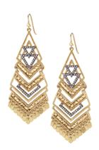 Stella & Dot Horizon Statement Earrings