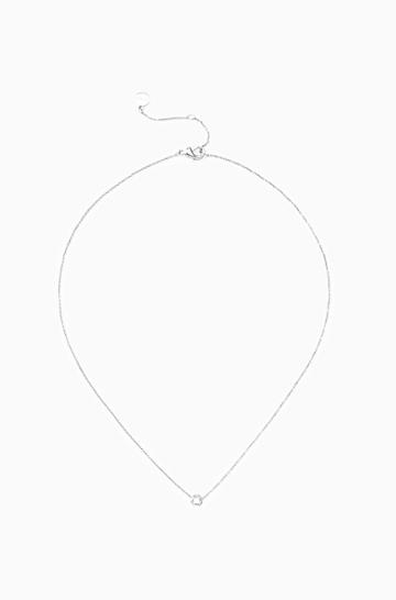Stella & Dot The Wishing Necklace - Silver
