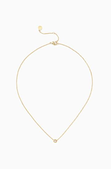 Stella & Dot The Wishing Necklace - Gold